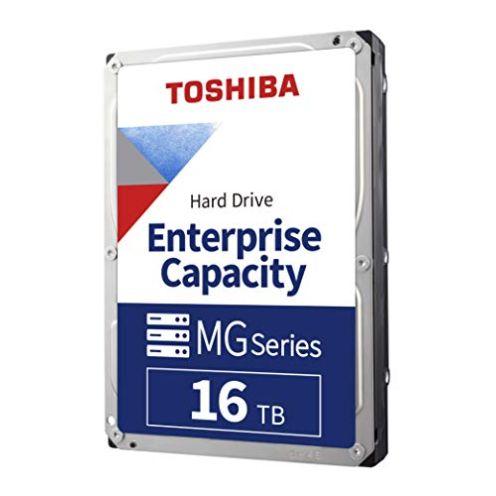 Toshiba Enterprise HDD 16TB