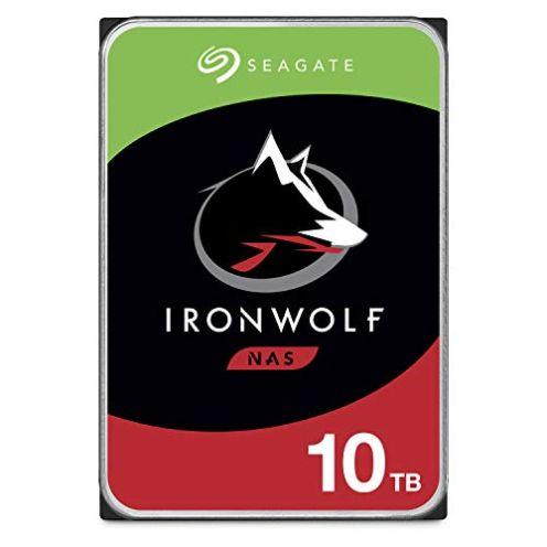 Seagate ST10000VN0008 IronWolf 10TB