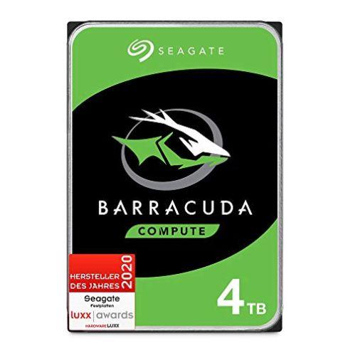 Seagate Barracuda Festplatte 4 TB