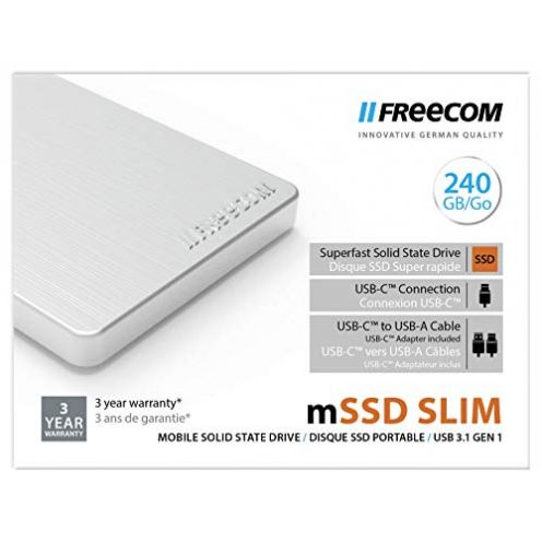 Freecom Mobile Drive SSD 240 GB