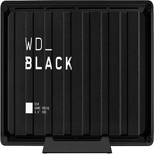 Western Digital BLACK D10 12 TB Game Drive