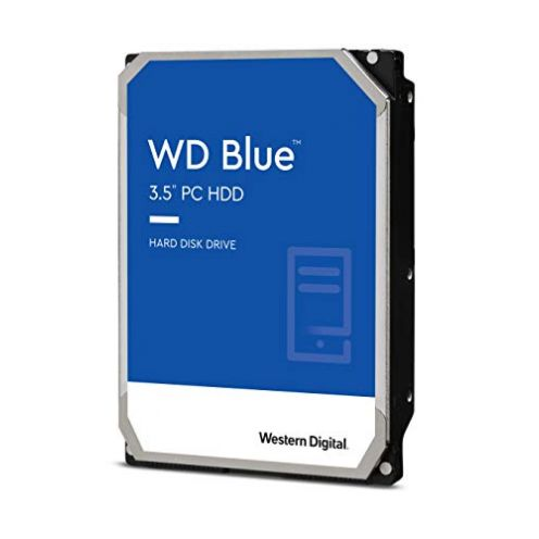 Western Digital Blue 4 TB Festplatte