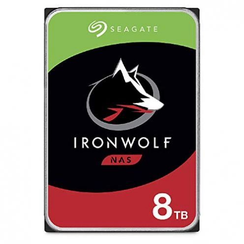 Seagate IronWolf NAS Festplatte 8 TB
