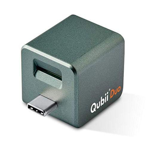 Maktar Qubii Duo automatisches USB-C-Backup-Laufwerk