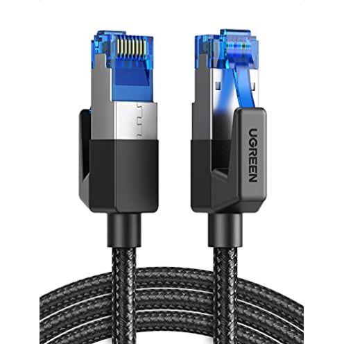 UGREEN Cat 8 Netzwerkkabel Gigabit LAN Kabel