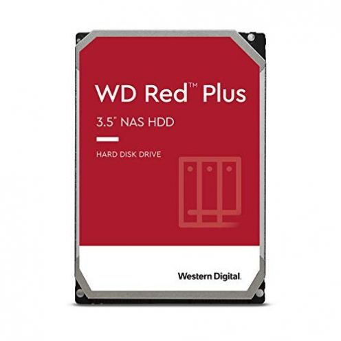 Western Digital WD Red Plus 4TB Festplatte