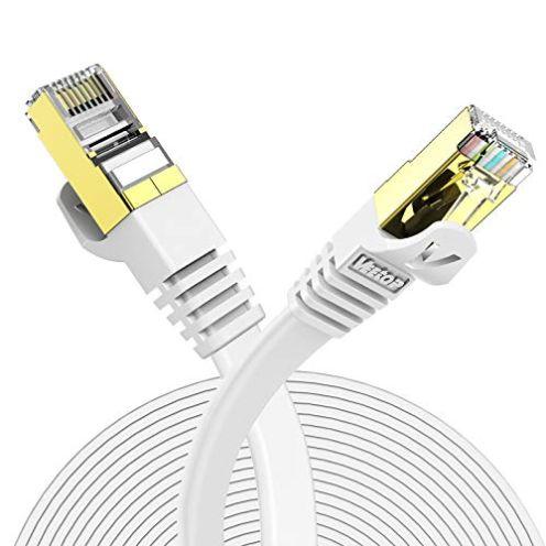 Veetop LAN Kabel und Netzwerkkabel Cat 7