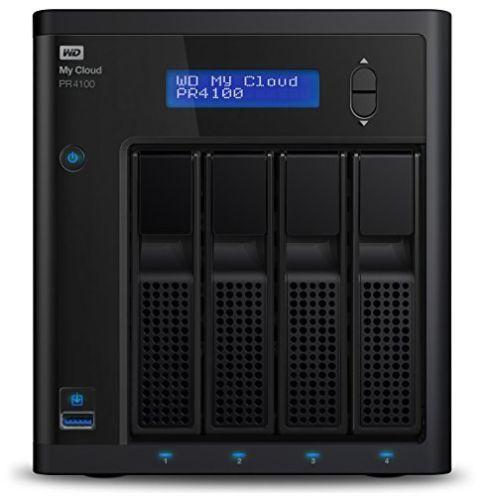 Western Digital Diskless My Cloud Pro PR4100 Pro Serie 4-Bay