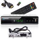 Anadol ADX 111c Full-HD 1080p Kabel-Receiver