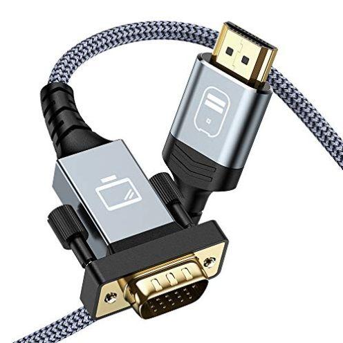 Snowkids HDMI auf VGA Kabel