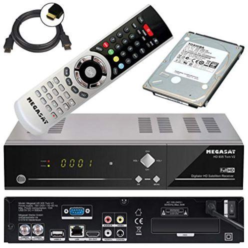 Megasat HD 935 Twin V2 SAT-Receiver