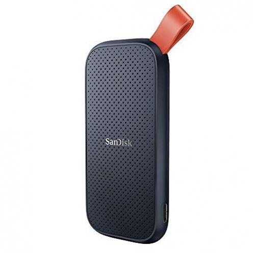 SanDisk SDSSDE30-1T00-G25 1 TB Portable SSD