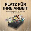 Seagate Portable Drive 1 TB Externe Festplatte