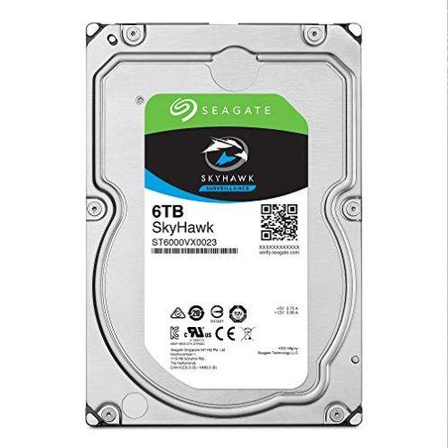 Seagate SkyHawk Festplatte 6 TB