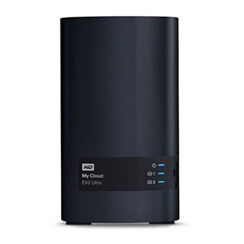 Western Digital My Cloud EX2 Ultra NAS Festplatte 8 TB