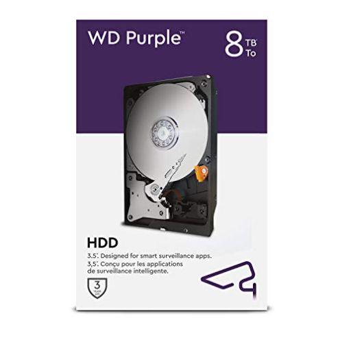Western Digital Purple 8 TB Festplatte