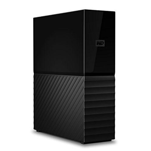 Western Digital WDBBGB0060HBK-NESN My Book Desktop